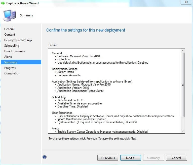 How to: Get Started with Deploying Application with SCCM