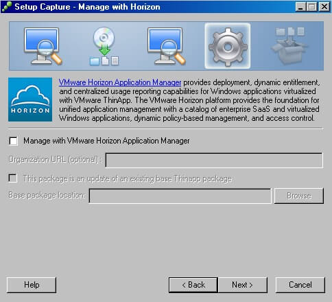 vmware thinapp 4.7 virtualization packager
